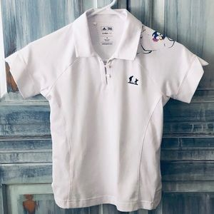 Adidas Golf Climalite Girls Polo